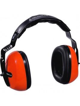 Nauszniki ochronne przeciwhałasowe SEPANG 2 pomarańczowe DPP